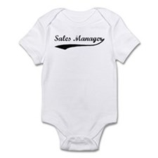 Sales Manager (vintage) Infant Bodysuit