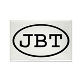JBT Oval Rectangle Magnet (10 pack)