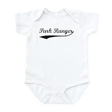 Park Ranger (vintage) Infant Bodysuit