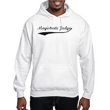 Magistrate Judge (vintage) Hoodie