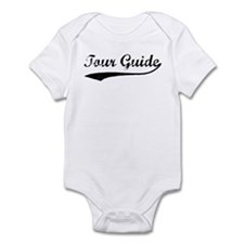Left my Tour Guide Infant Bodysuit