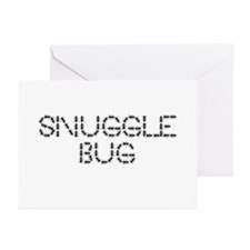 snugglebug Greeting Cards (Pk of 10)