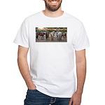 Big Butts White T-Shirt