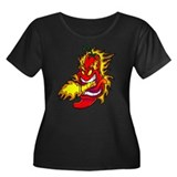 Red Hot Chili Pepper @ eShirt Women's Plus Size Sc