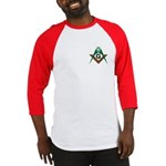 Masonic Recyclers Baseball Jersey