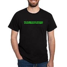 Dinosaur Tour T-Shirt