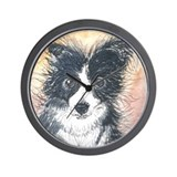 Bad hair day? Wall Clock