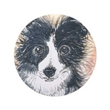 "Bad hair day? 3.5"" Button (100 pack)"