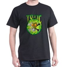 Lab Wear - Toxic Black T-Shirt