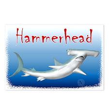 Hammerhead Shark Postcards (Package of 8)