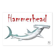 Hammerhead Image Postcards (Package of 8)