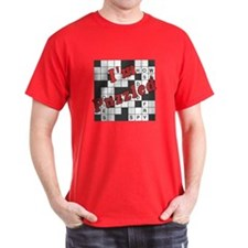 I'm Puzzled Crossword T-Shirt