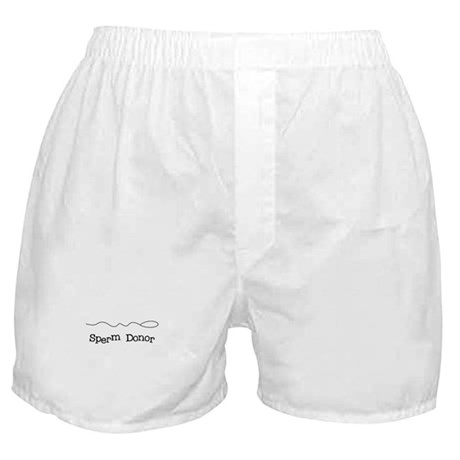 Sperm Donor Boxer Shorts