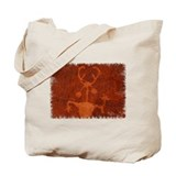 Cute Petroglyph Tote Bag