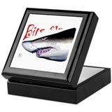 Shark: Bite Me Keepsake Box