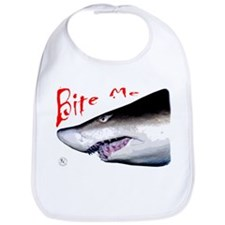 Shark: Bite Me Bib