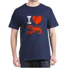 I Love Lobster T-Shirt