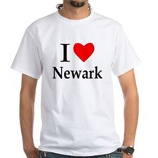 "I ""heart"" Newark Shirt"
