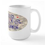 Bride I do Large Mug