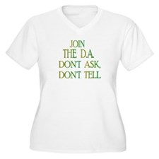 don't ask, don't tell T-Shirt