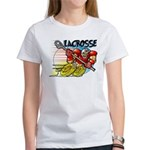 Lacrosse on Wheels Women's T-Shirt