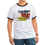 Lacrosse on Wheels Ringer T
