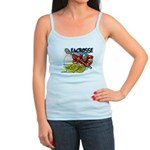 Lacrosse on Wheels Jr. Spaghetti Tank