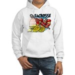 Lacrosse on Wheels Hooded Sweatshirt