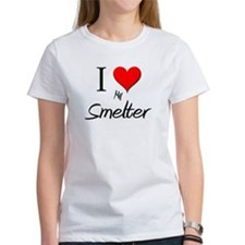 I Love My Smelter Tee
