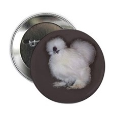 White Silkie Button