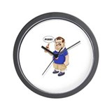 Cute Danny Wall Clock