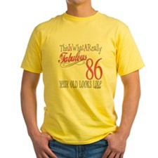 86th Birthday Gifts T