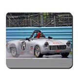 MG Race Car Mousepad