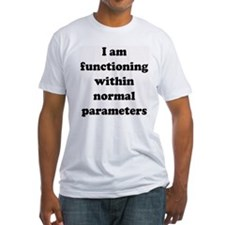 Normal Parameters Shirt