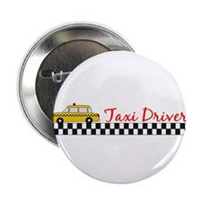 "Taxi Driver 2.25"" Button (10 pack)"