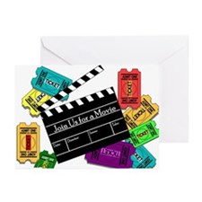 Home Theater Invitation to a Movie(Pk of 10)