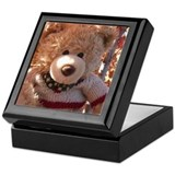 Maple Tree Teddy Bear Keepsake Box