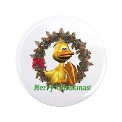 """Eggbert 3.5"""" Button"""