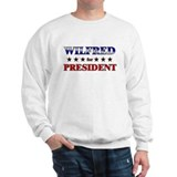 WILFRED for president Jumper