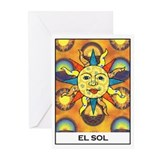 El Sol Greeting Cards (Pk of 20)