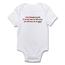 Give Me Money! Infant Bodysuit