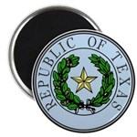 Republic of Texas Magnet (100 pack)