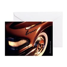 Edsel Motors Greeting Cards (Pk of 10)