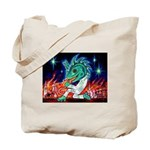 Elvissaurus / BASTA tote bag