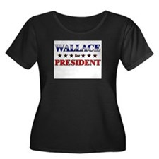 WALLACE for president T