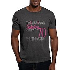 70th Birthday Gifts T-Shirt