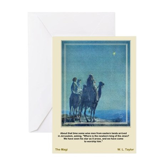 The Magi-Taylor-Christmas Card