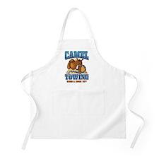 Camel Towing BBQ Apron