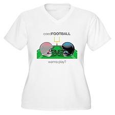 Cute Co ed T-Shirt