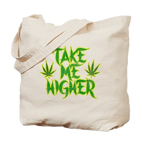 Take Me Higher (Vintage) Tote Bag
